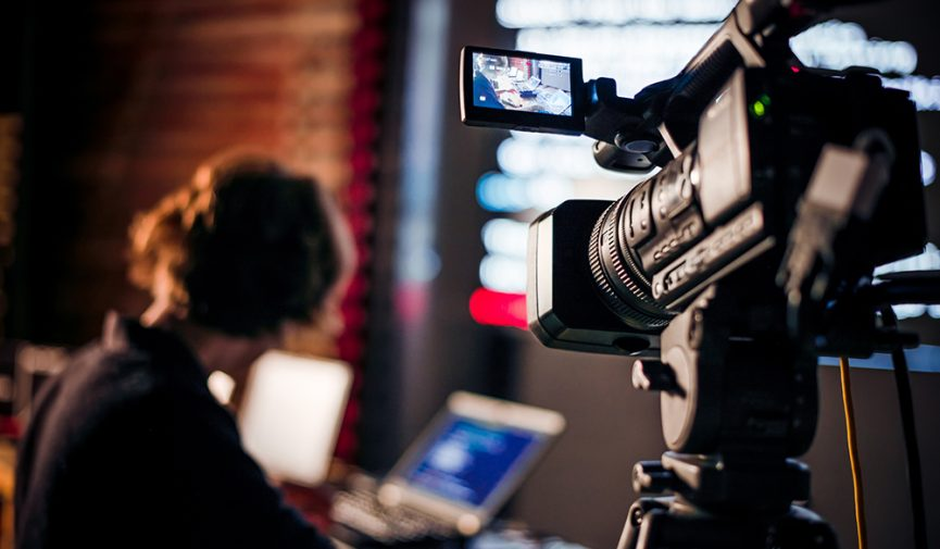 Corporate Video 865x505 - What is corporate video production in london