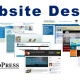 Wordpress web design wordpress responsive design